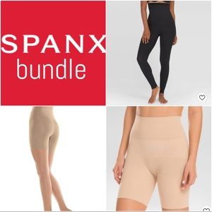 BUNDLE !!! Spanx 3 Piece Bundle SIZE 5 / XL